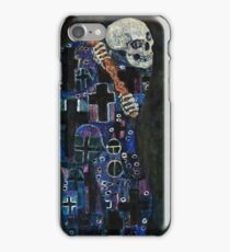 Gustav Klimt - Death And Life 1910 iPhone Case/Skin