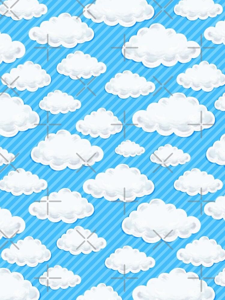 Clouds  by kostolom3000