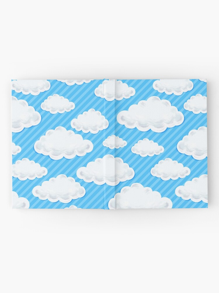 Alternate view of Clouds  Hardcover Journal