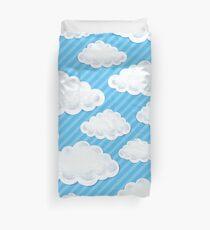 Wolken Bettbezug