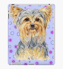 Yorkie (Yorkshire Terrier) to love iPad Case/Skin