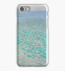 Gustav Klimt - Attersee iPhone Case/Skin