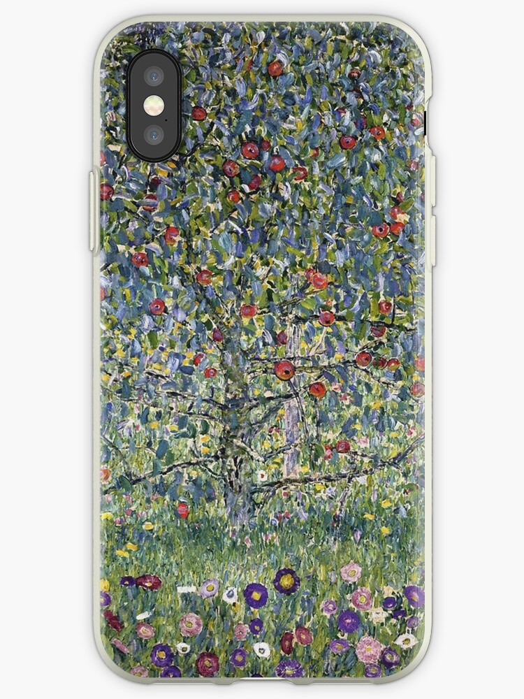 Gustav Klimt - Apple Tree I by artcenter