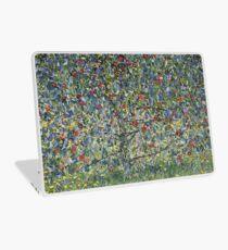 Gustav Klimt - Apple Tree I Laptop Skin