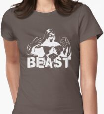 Beast Tshirt Women's Fitted T-Shirt
