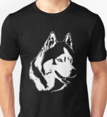 Siberian Husky  Organic Unisex T-Shirt