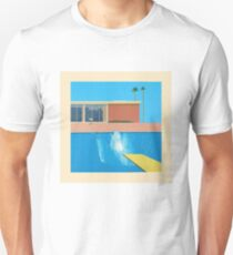 David Hockney A Bigger Splash Unisex T-Shirt