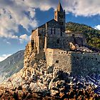 Church of San Pietro - Portovenere by paolo1955