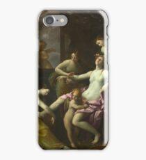 Guido Reni - The Toilet Of Venus iPhone Case/Skin