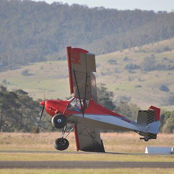 Hunter Valley Airshow 2015 - Super STOL Crash Landing by muz2142
