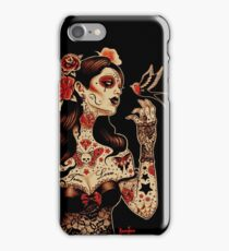 Day of the Dead Art, Day of the Dead Picture ,Dia De Los Muertos iPhone Case/Skin