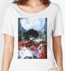 Anime 001 Women's Relaxed Fit T-Shirt