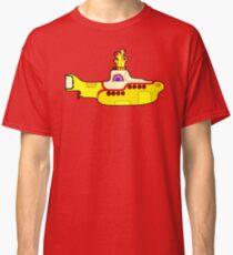 submarin yellow Classic T-Shirt