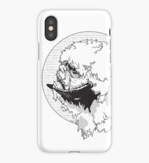 The Beast from The Ice Planet iPhone Case