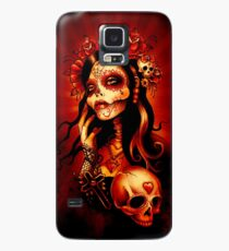 Day of the Dead Art, Day of the Dead Picture ,Dia De Los Muertos Case/Skin for Samsung Galaxy