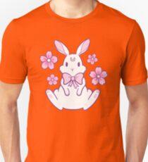 Sakura Bunny 02 Unisex T-Shirt