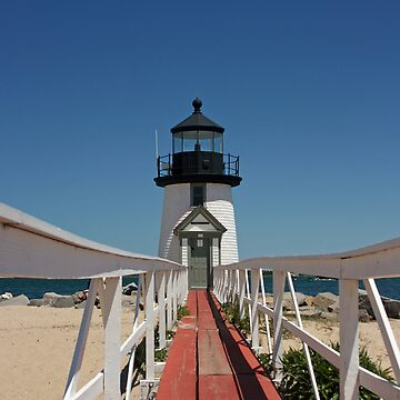 Brant Point Lighthouse, Nantucket by Alyeska