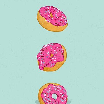 Doughnuts by Chuvardina