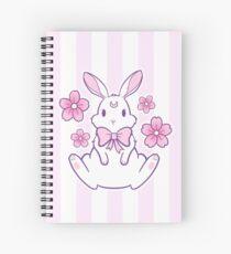 Sakura Bunny 02 Spiral Notebook