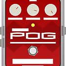 Octave Pedal by d13design