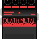 Death Metal Pedal by d13design
