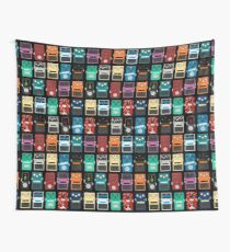 Pedal Board Wall Tapestry