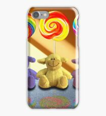 Lollipops and the Five Toys iPhone Case/Skin