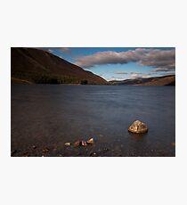 loch muick Photographic Print