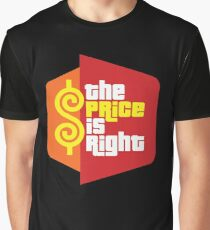 The Price is Right Graphic T-Shirt