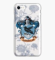 Ravenclaw Floral iPhone Case/Skin