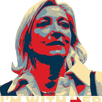 I'M WITH HER MARINE LE PEN  by patriotsapparel