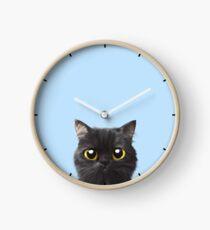 Baby Nuts Clock