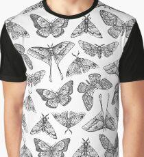 Lepidoptera Graphic T-Shirt