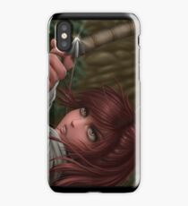 Digital Art - Sasha Braus Attack on Titan iPhone Case/Skin