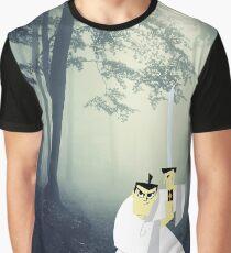 Samurai Jack forest dub Graphic T-Shirt