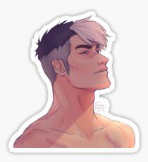 Shiro Sticker