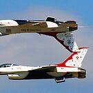 Thunderbird mirror pass by Paul Lenharr II