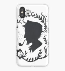 Gypsy Silhouette iPhone Case/Skin