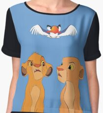 Simba & Nala Chiffon Top