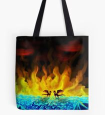 Aeluris and Osyrion Tote Bag