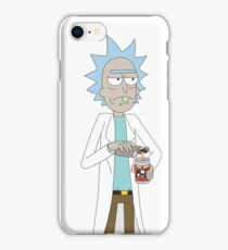Rick & Morty - Muff Beer iPhone Case/Skin