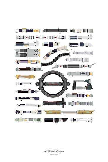 An Elegant Weapon by dcmjs
