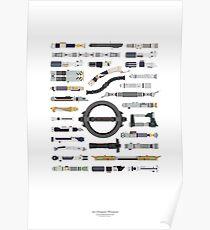 An Elegant Weapon Poster