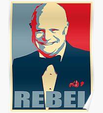 Rickles Rebble Poster