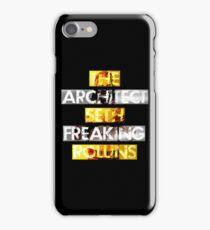 Seth Rollins iPhone Case/Skin
