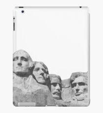 Rushmore USA iPad Case/Skin
