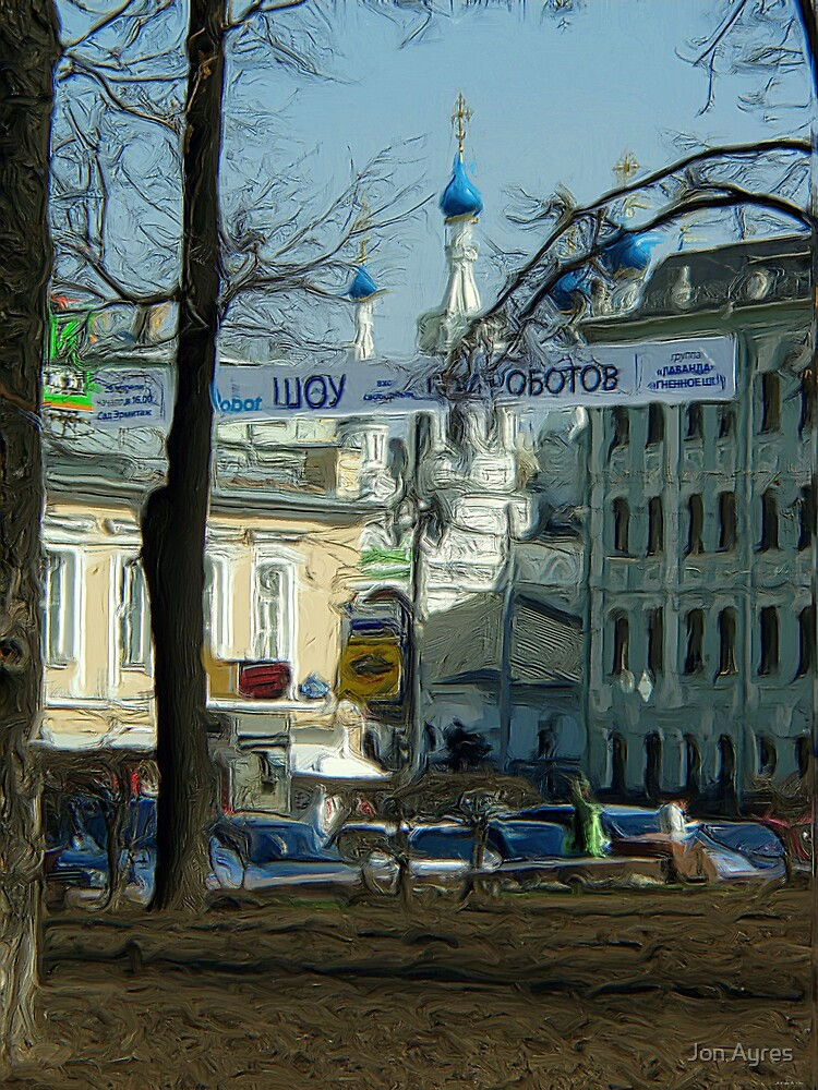 Around Moscow1c by Jon Ayres