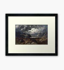 Gustave Dore - Loch Lomond Framed Print