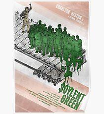 Soylent Green (1974) Poster