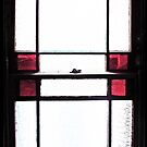 Window on the Landing by Ethna Gillespie
